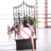 Anime Alphamax SkyTube By Hisasi Chie Gentleman Ver PVC Action Figure Collectible Model doll toy 18cm