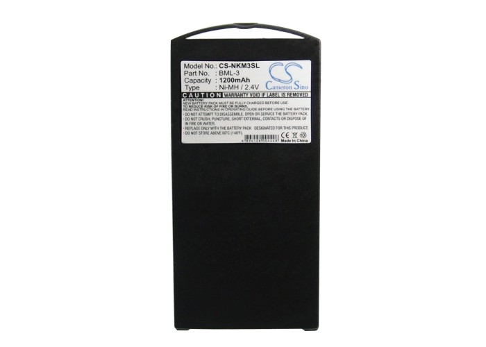 Cameron Sino 1200mAh Battery BML-3 for Nokia 3210, 3210e, 3320Cameron Sino 1200mAh Battery BML-3 for Nokia 3210, 3210e, 3320