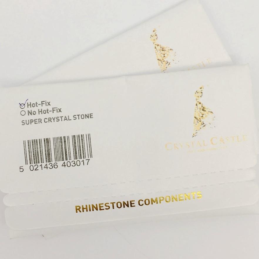 크리스탈 캐슬 핫픽스 5에 대한 Rhinestones 최고의 - 예술, 공예, 바느질 - 사진 6