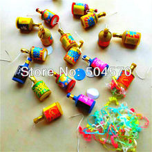 Freeshipping@@@72pcs/lot Wedding Birthday Events Party Popper Chanmpagne,Celebrate Paper Celebration Firecracker