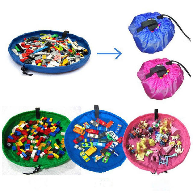 Online-Shop Zwei Farbe Tragbare Kinder Spielzeug Veranstalter ...