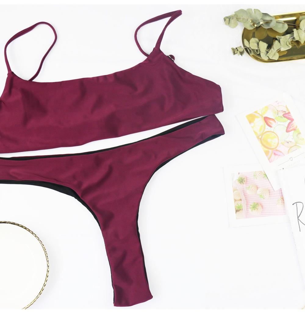 UG 2019, сексуальный комплект бикини с открытой спиной, микро стринги, купальник, женские купальники, купальный костюм, бикини, traje de bano, танкини 19