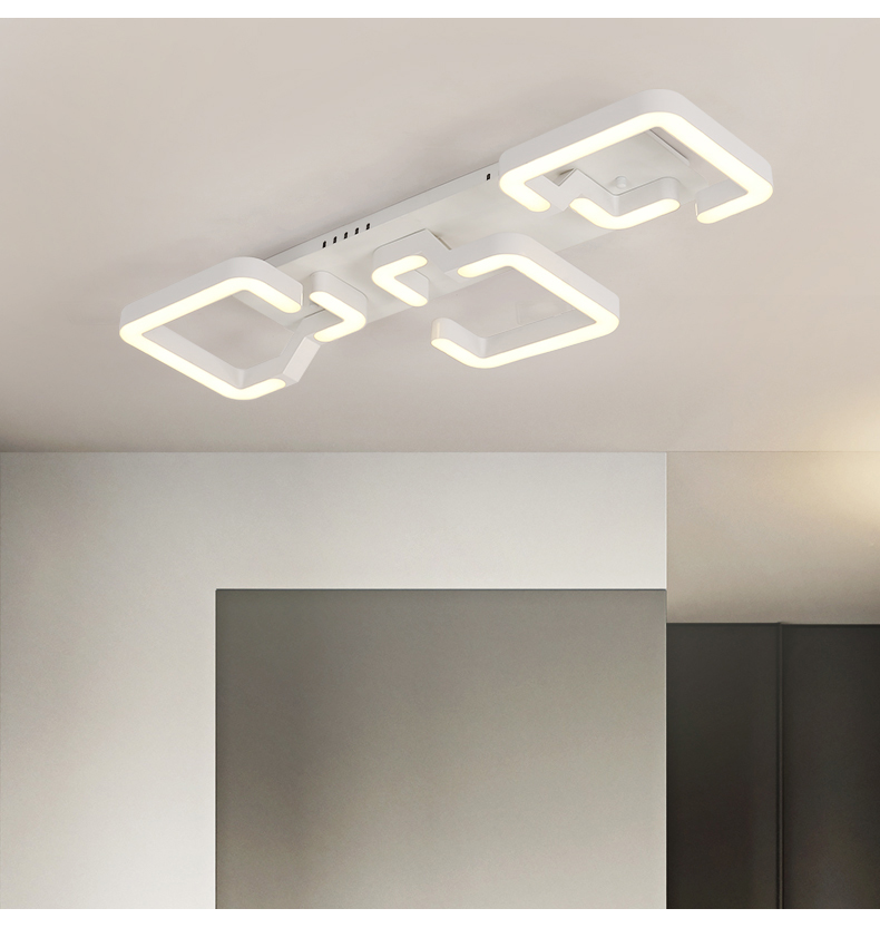 plafonnier led moderne