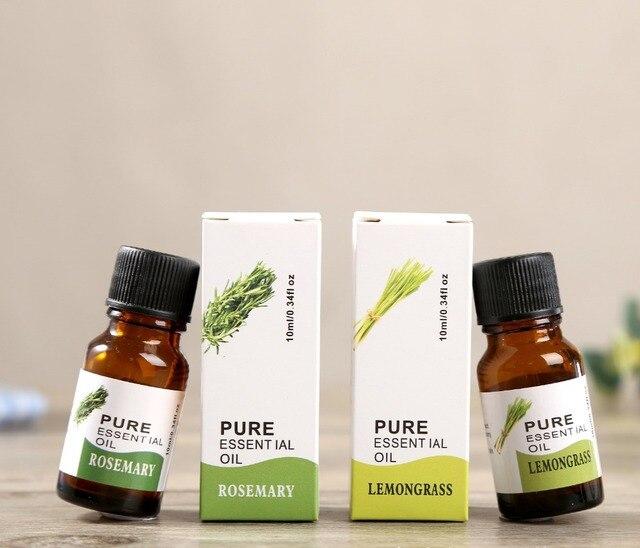 10 ml naranja aceites esenciales de lavanda para aromaterapia aceite esencial Natural cuerpo a relajarse ayuda dormir planta Essentielle de cuidado de la piel