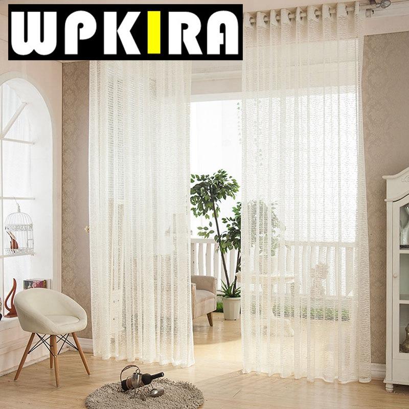 moderne vorhang design-kaufen billigmoderne vorhang design partien ... - Wohnzimmer Weis Creme