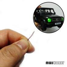 MWSHobby S1006 ультра миниатюрный светильник для модели(не литая игрушка входит в комплект) хобби Инструменты Аксессуары DIY