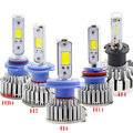 Headlight Bulbs HB4 9006 H3 H4 H7 H11 LED Lamp Car Lights Auto Front Bulb Automobile Headlamp 6500K 80W 8000LM Canbus OE Lampada
