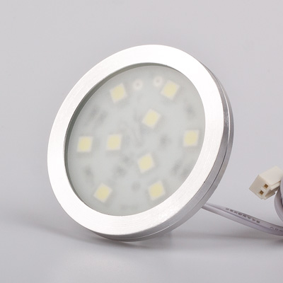 LED Down Light 12VDC 1.8W 9leds SMD5050 Furniture Decorative Lighting Display and Show Case