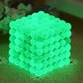 Venta caliente de La Nueva de 5mm de diámetro 222 unidades de colores bola Magnética juguetes educativos reducir presión envío gratis