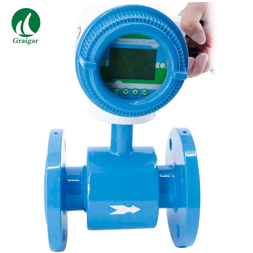 Intelligent Electromagnetic Flow Meter 50mm Pipe Diameter DN50MM|Flow Meters|   - title=