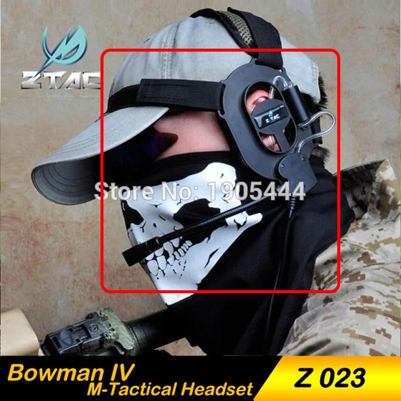 Z-TAC Z-taktike Ushtarake IPSC Gjuetia Bowman IV Tufa kufje taktike - Gjuetia