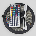 Free Shipping 5050 RGB led strip light 5M 300 SMD tira led stripe+Remote Controller waterproof RGB LED Strip 5050 Set