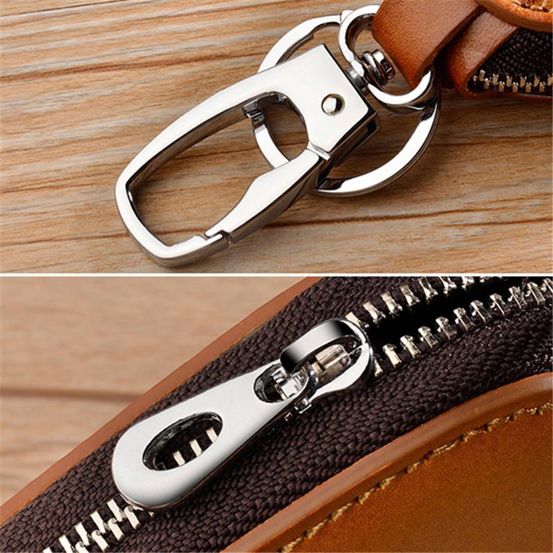 HTB1w5PhdjfguuRjy1zeq6z0KFXaA - Osmond Men Women Genuine Leather Car Key Holders Housekeeper For Men Retro Multifunctional Home Keychain Case Female Key Wallet
