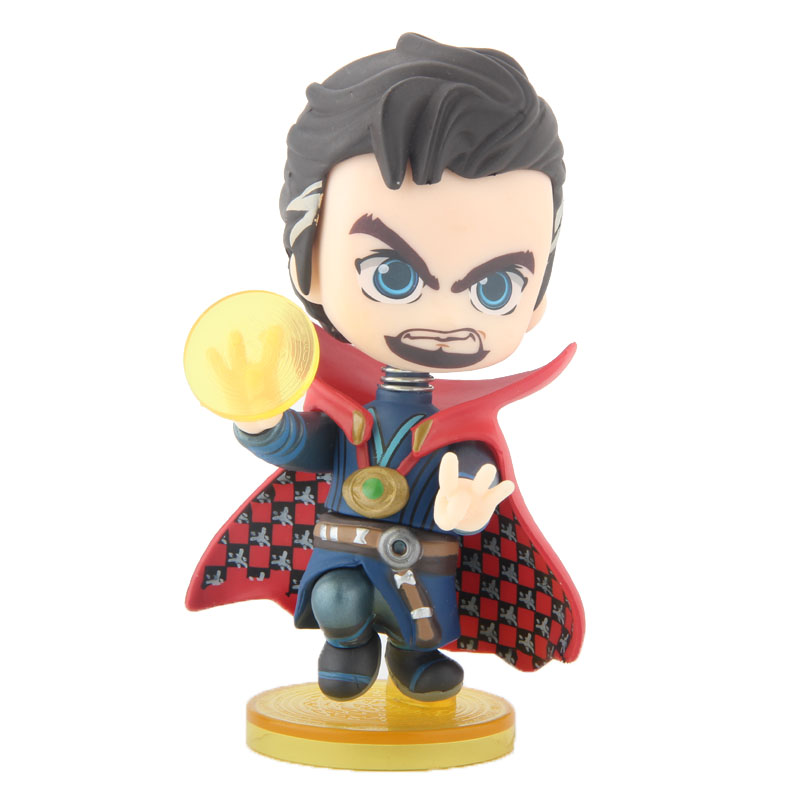 Marvel Avengers 3 Infinity War Super Hero Doctor Strange Figure Toy With Box 8cm
