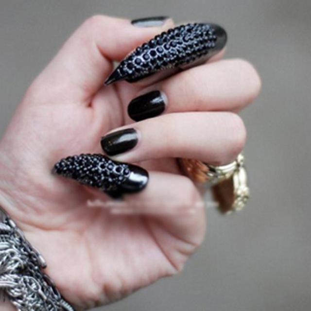 Crystal Punk shiny Calw Nails