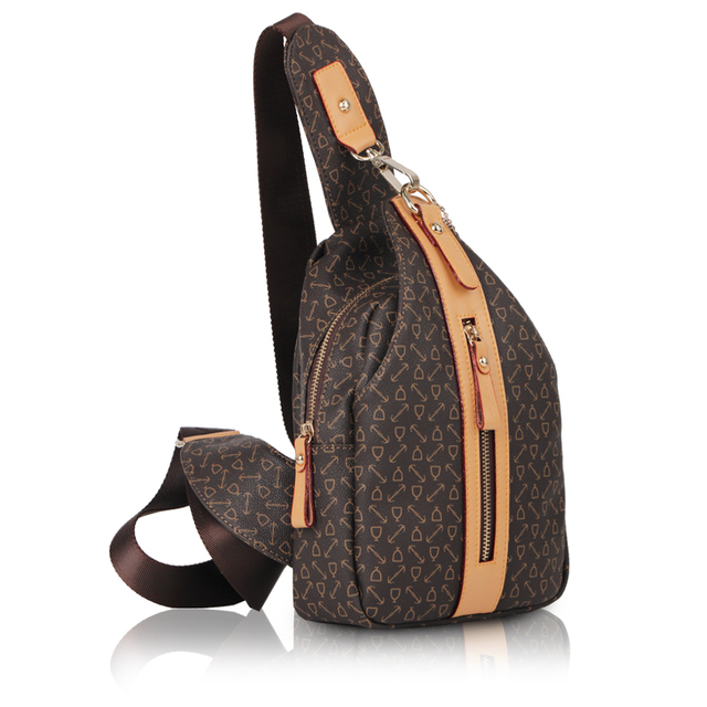 free shipping Leisure female chest small package bag, single shoulder new BaoChao inclined shoulder bag 8165