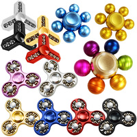 New Style EDC Hand Spinner Rainbow Dragon Ball Autism And ADHD Stress Relieve Fidget Toys Nine