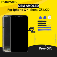 Mobile Phone LCD For iphone X XS Screen Replacement AAA Good Quality AMOLED OEM 3D Touch For iphone X XS LCD Display Assembly