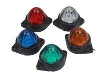 10 шт боковые габаритные огни габаритная лампа для 24v грузовик