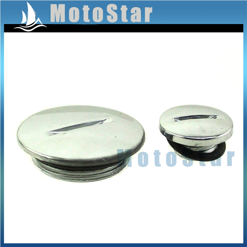 Replacement Engine Stator Side Cover Cap Set For 50//70//90//110//125cc ATV Parts