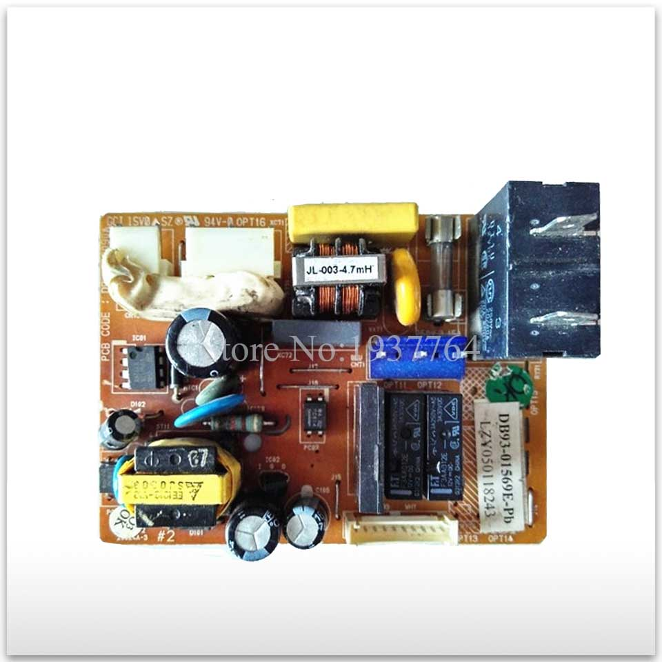 95% new for Air conditioning computer board circuit board DB93-01569A/C DB41-00090A good working стоимость