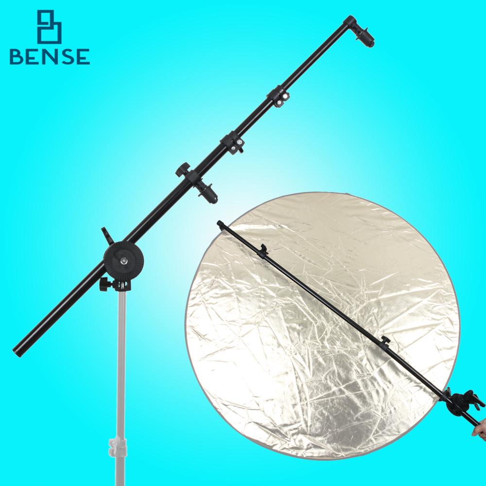 """Prix pour 24 """"-66"""" Réflecteur Bras Soutien Studio Photo Holder Support pour Réflecteur Lumière stand"""