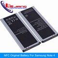 Lj original nfc batería para samsung galaxy note 4 n9100 n910f n910h n910s n910l n910u eb-bn910 (916) bbc bbu bbe 3220 mah