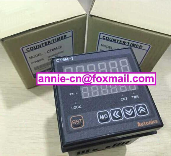 ФОТО New and original  CT6M-I2   AUTONICS   TIMER   100-240VAC