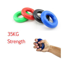 Gripping Ring Pro Trainer Hand Grip Forearm 35KG Strength Gripper Exercise Fitness Body Building Hand Expander Training