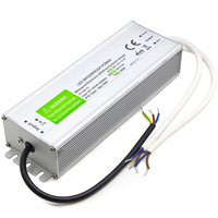 100W LED Driver Output DC12V Adapter IP67 Outdoor waterproof lighting Transformer 8.3A Constant voltage Power Supply AC100 240V