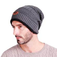 Men's Knitted Warm Beanie