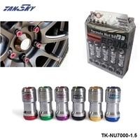 M12 X1 5 AUTHENTIC EPMAN ACORN RIM Racing Lug Wheel Nuts Screw 20PCS CAR For Toyota