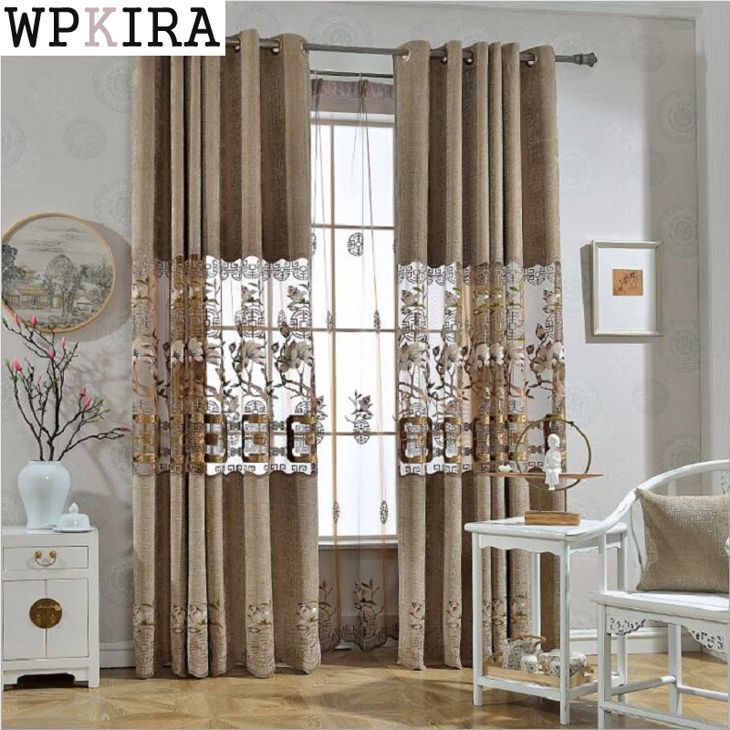 high quality luxury curtain for bedroom kitchen curtains