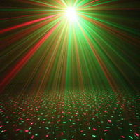 Star Laser Christmas Lights Outdoor Projector Waterproof Star Decoration Remote Red Green Laser Lamp For Decorating
