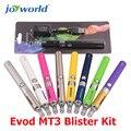 Ego Kit Blister Evod MT3 kit electrónico ego-c ego giro batería cigarro electrónico cigarrillo electrónico en egipto MT3 2 unids (MM)