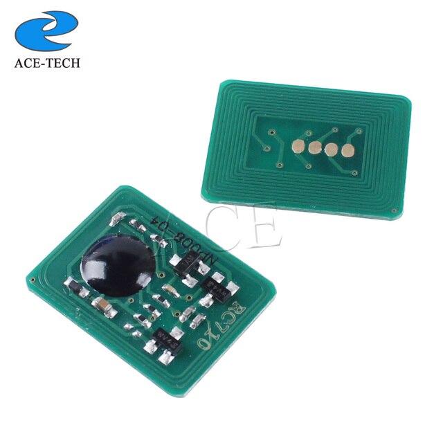 Compatible toner reset chip For Ricoh IPSiO SP C710 C711 C720 C721 printer cartridge 515292 ~ 515289