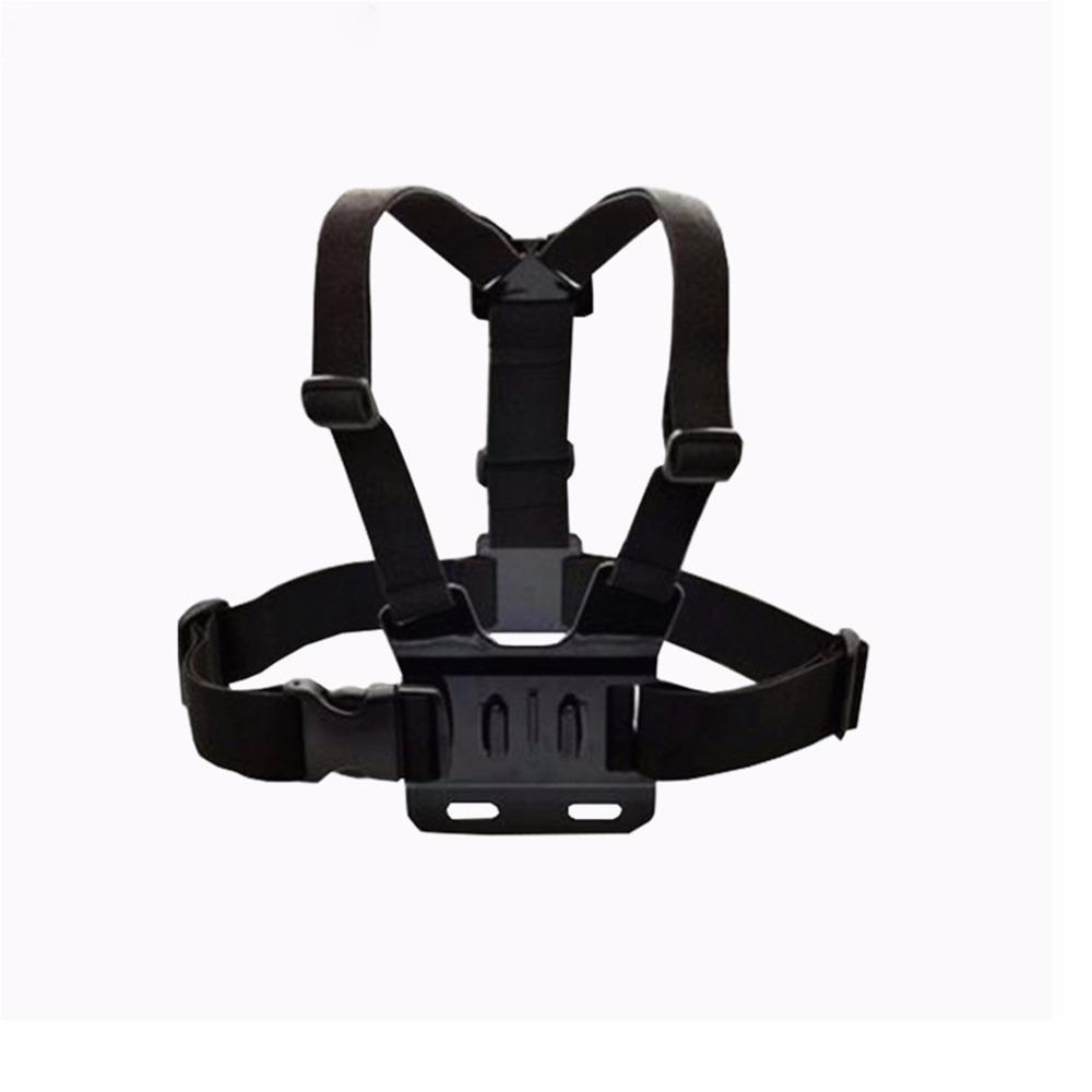 chest strap for SJCAM 5000+ GoPro three Way mount