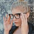 MADELINY Новая Мода Кошачий Глаз Очки Женщин Бренд Дизайнер Прозрачные Линзы Очки Женщины UV400 MA480