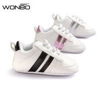 ROMIRUS Soft Bottom Fashion Sneakers Baby Boys Girls First Walkers Baby Indoor Non Slop Toddler Shoes