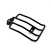 Motorcycle Raider Black Luggage Rack Support Shelf Fit For Stock Solo Seat Harley Sportster 883 1200