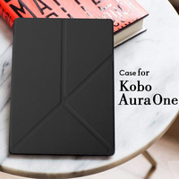 Transformer Cover Case For Kobo Aura One 7 8 Inch EBook Reader Magnetic PU Leather Case