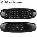 ANEWKODI 2.4 GHz G Mouse II/C120 GIROSCÓPIO Rato Ar T10 Recarregável Sem Fio Air Fly Mouse Teclado para Android TV Box m8s plus Z4
