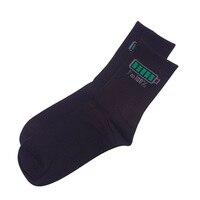 OLN BA EU36 46 Black BESD Cotton Cool Socks For Women Men Hip Hop Novelty Socks