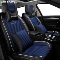 Автомобильные путешествия Лен автомобилей чехлы для Suzuki Swift универсал GRAND VITARA Jimny Liana 2 седан Vitara sx4 Автоаксессуары для укладки