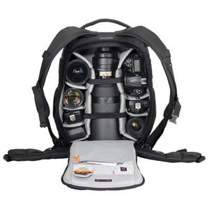 Image 5 - Сумка для камеры Lowepro Flipside 500 aw FS500 AW, сумка для защиты от кражи с чехлом от дождя, оптовая продажа