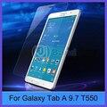 Para Samsung Galaxy TAB A 9.7 T550 T551 T555 ultrafina A prueba de explosiones templado Protector de pantalla