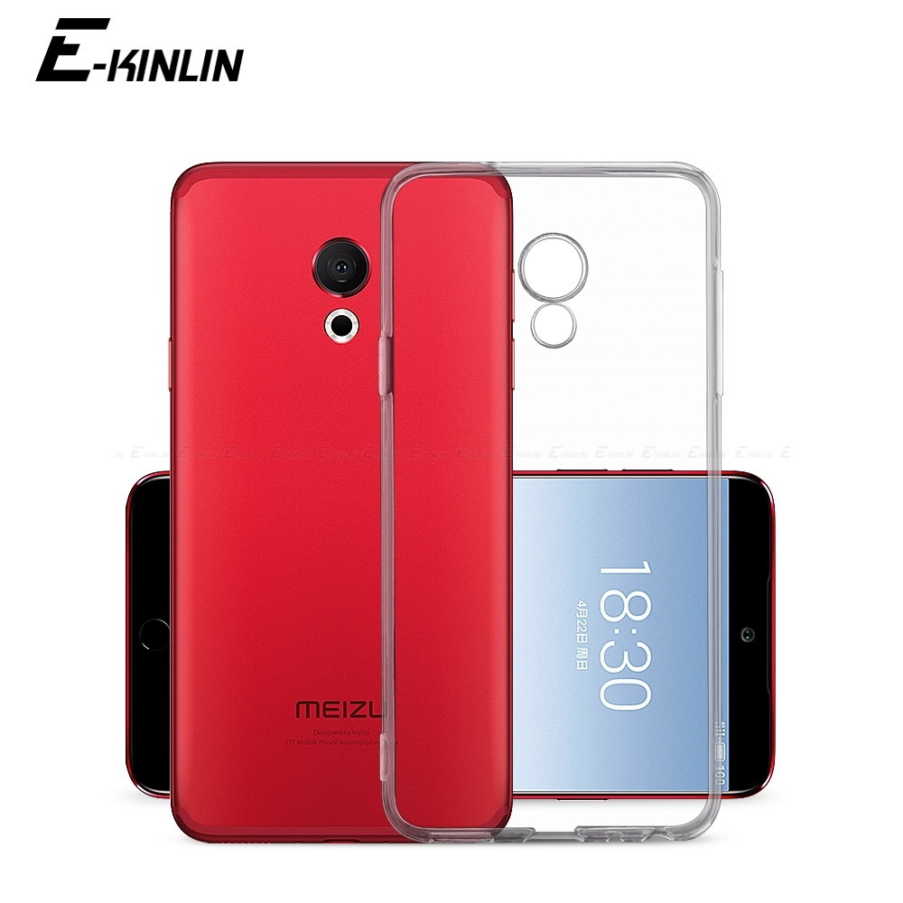 Silicone Phone Case For <font><b>Meizu</b></font> M3 M3x M3e <font><b>M3s</b></font> M5 M10 M15 Note Mini Max U20 U10 E3 E2 A5 Clear Ultra Thin Soft TPU <font><b>Back</b></font> <font><b>Cover</b></font> image