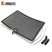 KEMiMOTO Aluminum Radiator Grills Guard Cover for Yamaha YZF R1 2009 2010 2011 2012 2013 2014 R1 Radiator Oil Cooler Protector