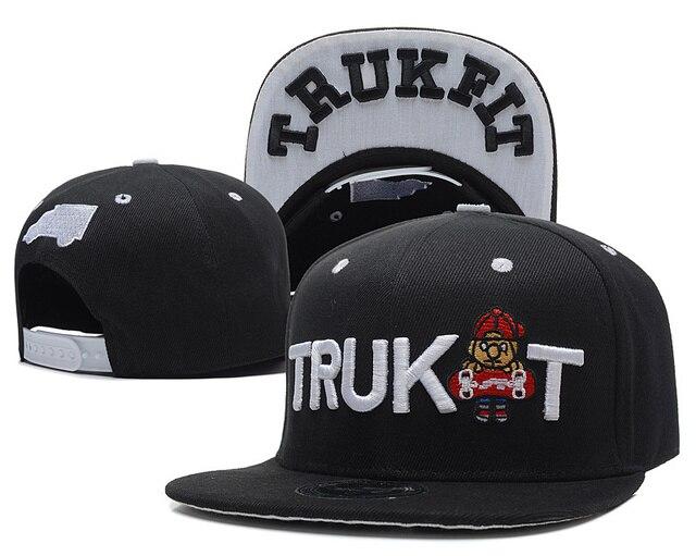 7fddbd604d2 Trukfit Snapback hats for men   women summer hat gorras skateboard baseball  caps b-boy hip hop cap bones snap back 10 styles