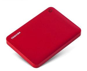 Image 2 - 도시바 2.5 HDD 1 테라바이트 2 테라바이트 4 테라바이트 외부 하드 드라이브 하드 디스크 2 테라바이트 HDD HD USB3.0 휴대용 하드 디스크 디스코 듀로 Externo